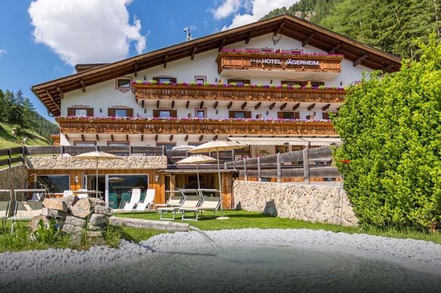 Hotel Jägerheim - Wolkenstein Gröden