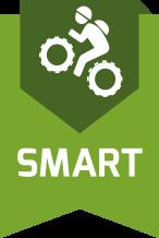 Smart MTB E-Bike Urlaubspaket